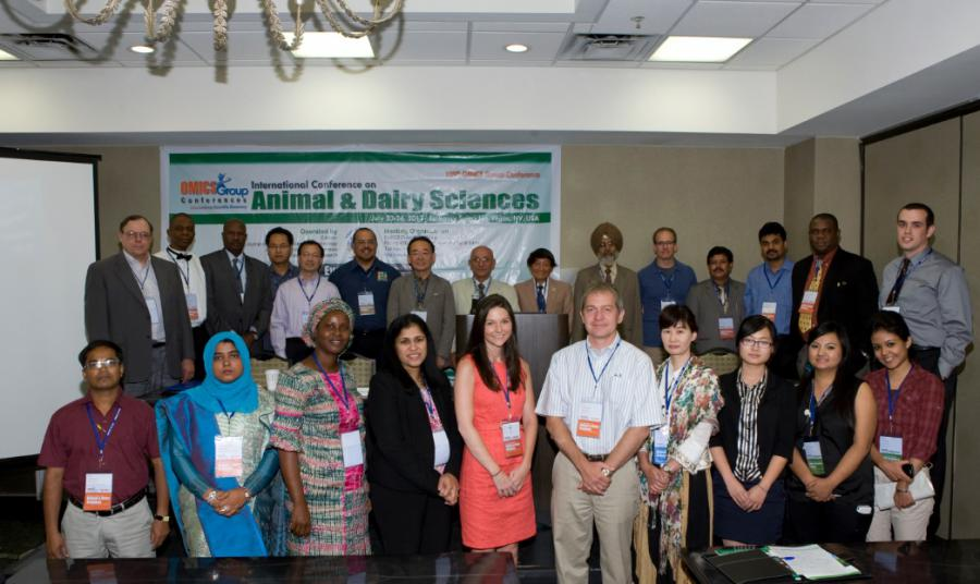 International Conference on Animal & Dairy Sciences 2013