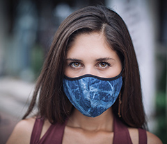 All organic Anti Pollution Mask