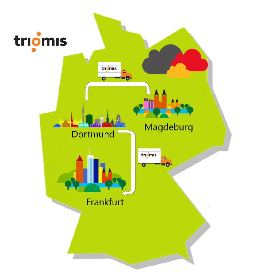 Datacenter Azure Germany