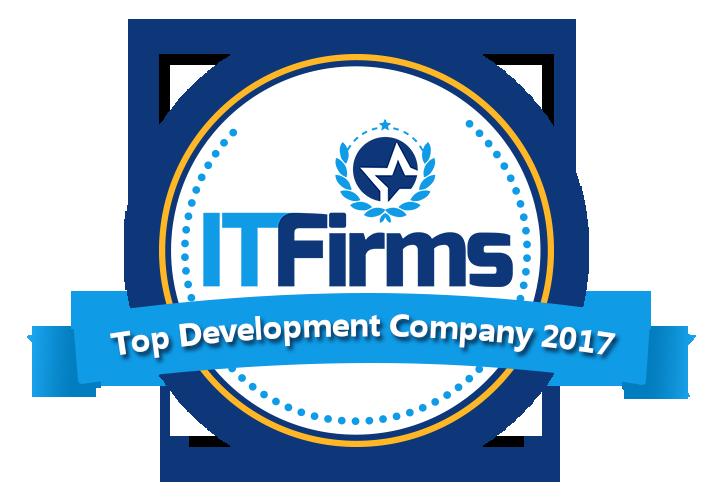 Badge - Top Development Firms 2017