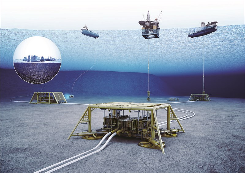 Subsea Well Access System