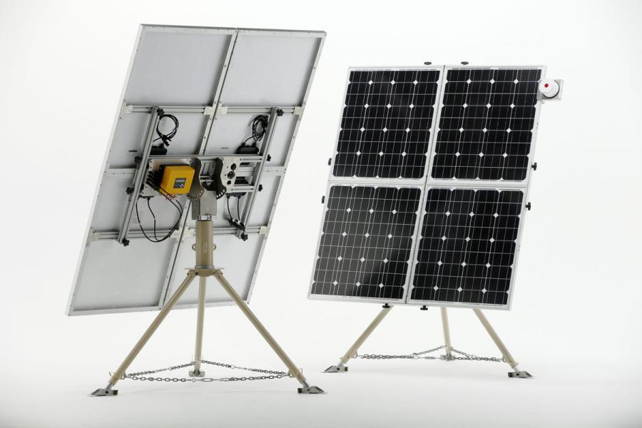 ASP 360 and ASP 300 Portable Solar Generators