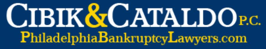 Philadelphia Consumer Bankruptcy Attornies