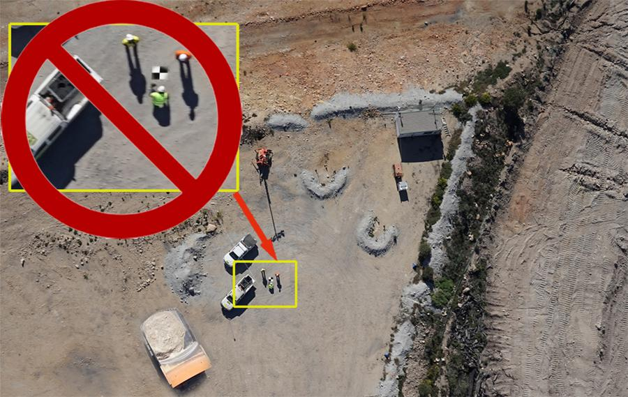 No need to place GCPs and conduct field work anymore for drone surveying
