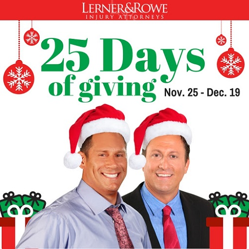 25 Days of Giving 2017
