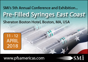 Pre-Filled Syringes East Coast 2018
