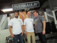 Jake (Bluto) & Matt (Popeye) of Tom's Bronco Parts w/Chip Foose