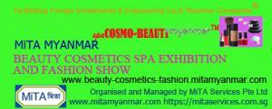 Myanmar Cosmobeaute Expo