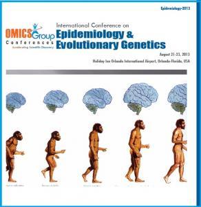 International Conference on Epidemiology and Evolutionary Genetics 2013