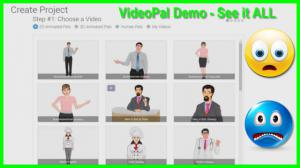 Video Pal DEMO - See ALL what VideoPal can do