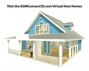 Visit an EGM Connect 3D Host Home