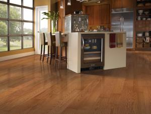 Beautiful hard wood floors throughout the home