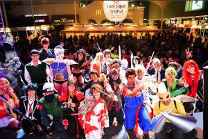India's best cosplayers come out in full force to support the Cool Japan Festival.
