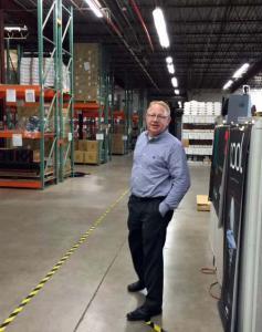David Bollig, Nor-Tech President & CEO