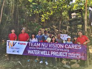 TEAM NUVISION - Rudy L. Kusuma Home Selling Team Wells Project in Indonesia