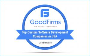 Top Custom Software Development Companies in USA