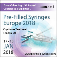 Pre-Filled Syringes Europe 2018