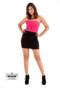 Crisselle Pais Female Model Bangalore