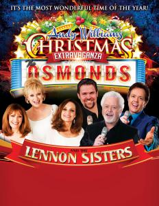 The Andy Williams Christmas Extravaganza Starring the Osmonds