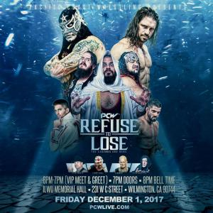 Refuse to Lose Poster