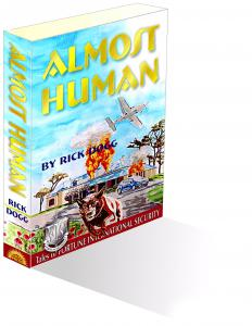 Almost Human pack shot