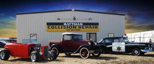 Battman's collision repair center