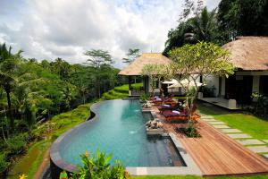 Stay in an Ubud villa to experience the magic of Bali