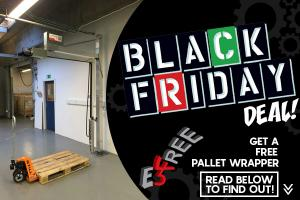 E3 Wrap for FREE - Black Friday Deal