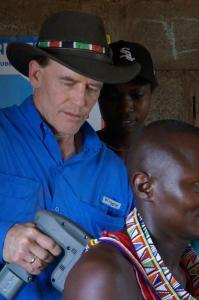 BuffEnuff® Power Massager brings healing to Kenyans.