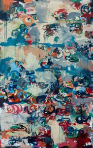 NORM YIP, Le tourbillon de la vie, No. 4, 2017