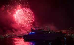 New year's eve 2018 on a luxury yacht charter in Cabo