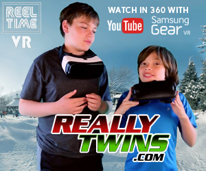 Really Twins No.1 VeeR VR