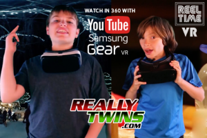 Really Twins ReeTime VR