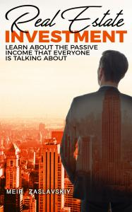 Real Estate Investing Book by Meir Zaslavskiy,  property, investing, real estate USA