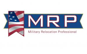Military Relocation Professional logo.