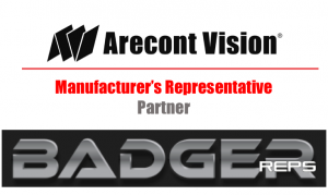 Arecont Vision Manufacturers Reps Badger