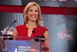 Laura Ingraham from the Ingraham Angle on Fox