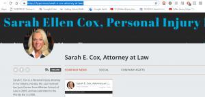 Sarah E. Cox, News at Hype dot News
