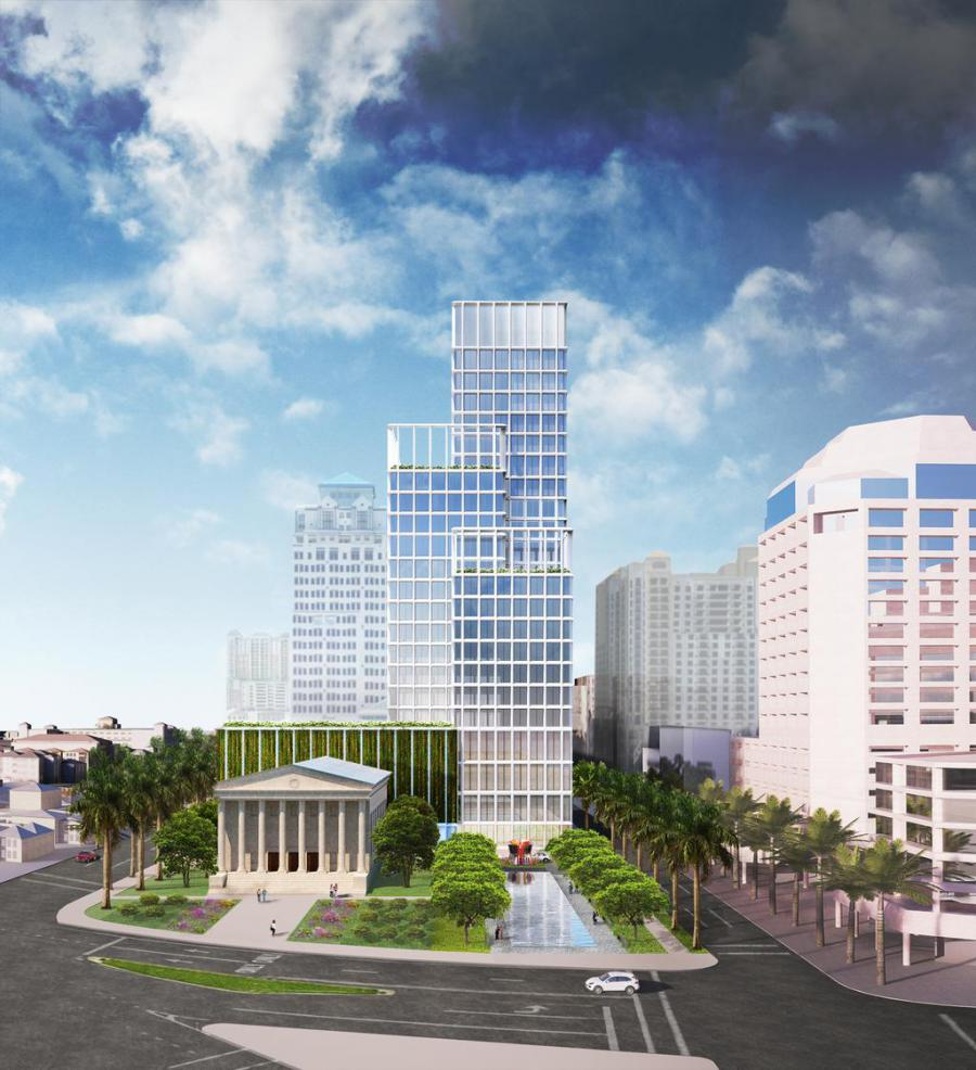 Related Companies One Flagler Rendering