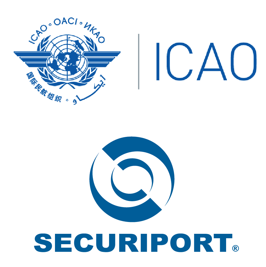 Securiport and ICAO logos