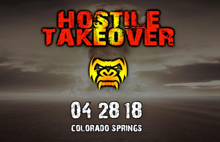 Hostile Takeover presented by Primal Fight League