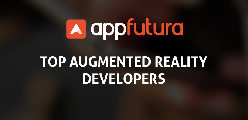 Top Augmented Reality develeopers by AppFutura