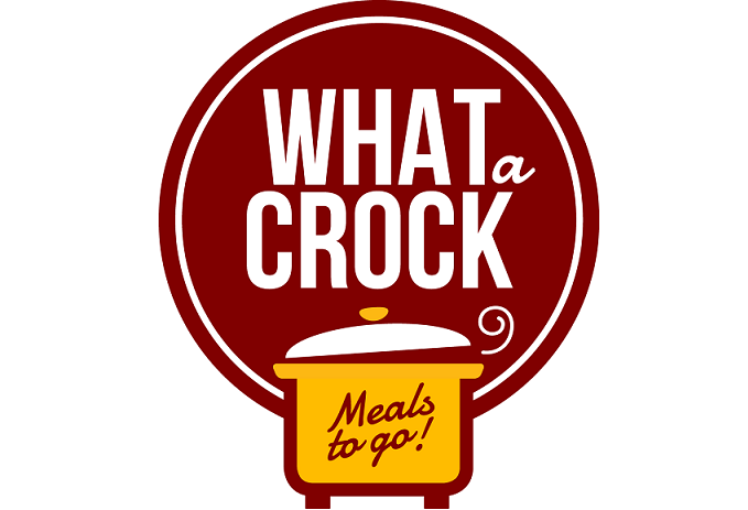 What a Crock Meals To Go Logo