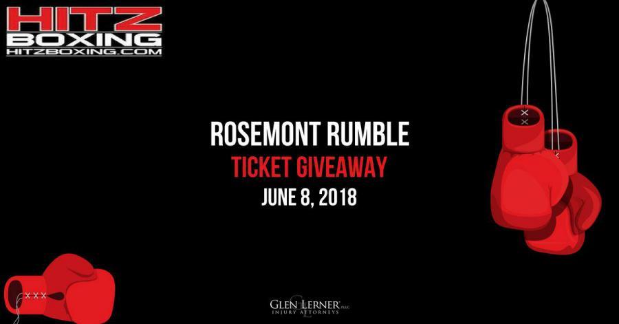 Rosemont Rumble Graphic