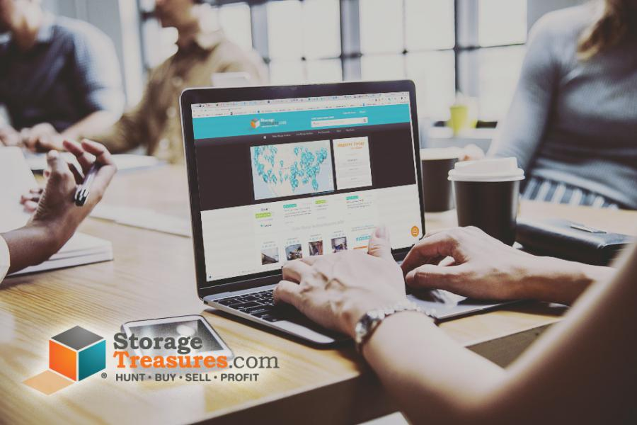 Storagetreasures the storage industry 39 s leading online for Storage treasures