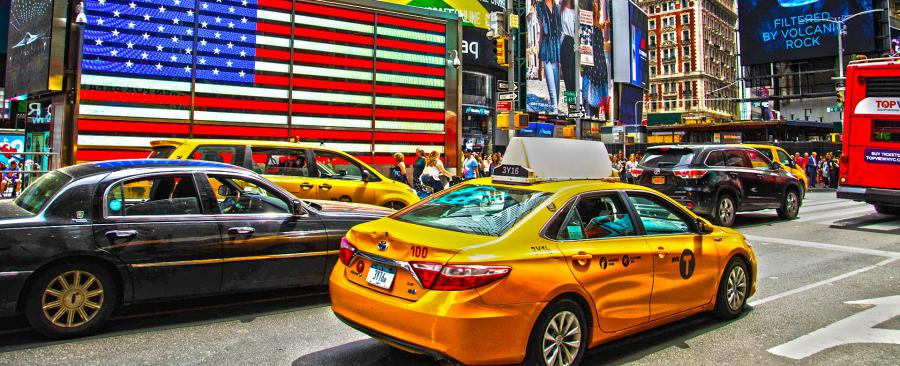 Car Rental With Driver In New York
