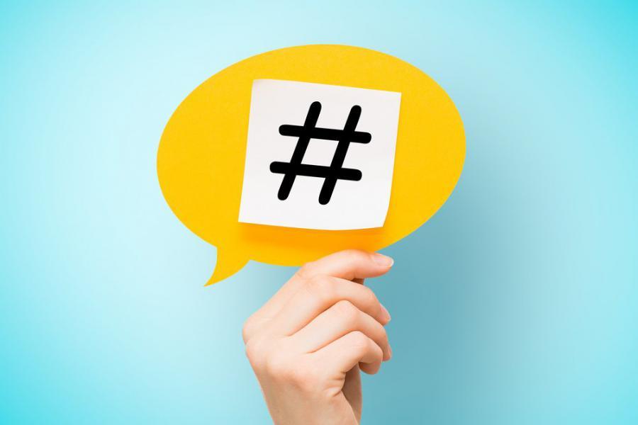 Can you trademark a hashtag