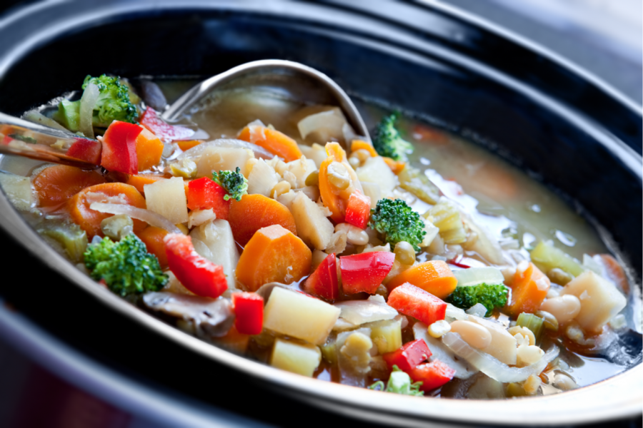 Senior Health can be Improved with Meals from a Crockpot