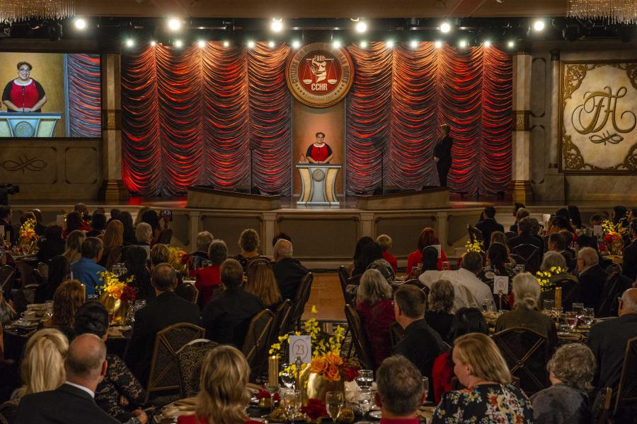 Attended by hundreds of guests, the 3rd Annual CCHR Humanitarian Awards Banquet once again honored the many dedicated volunteers and supporters of CCHR for their work in the field of mental health reform.