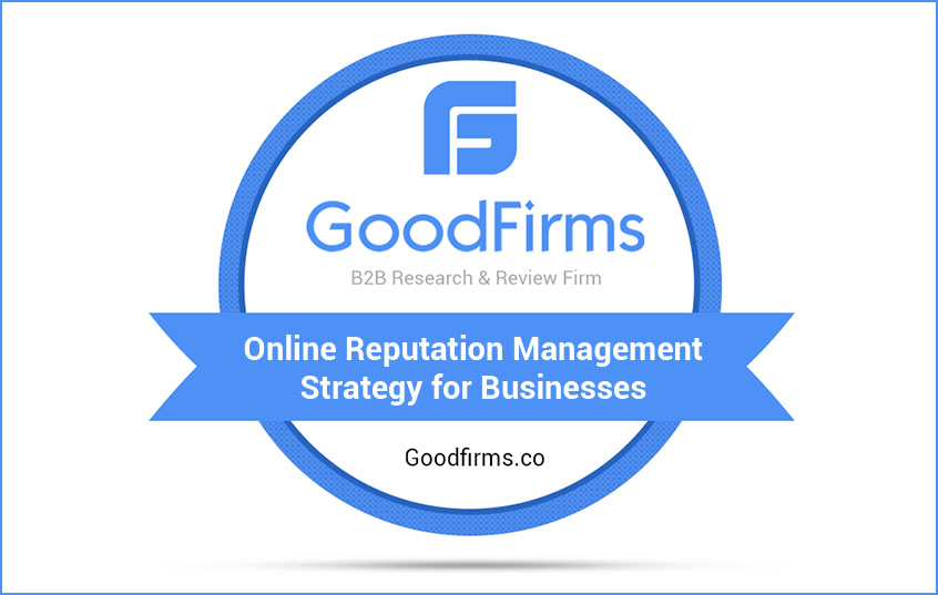 Online Reputation Management Strategy for business